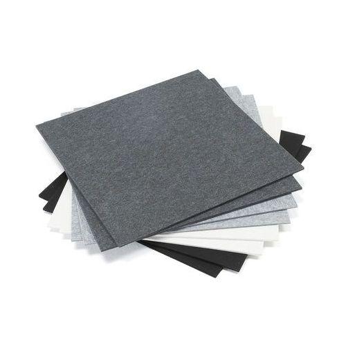 Panele dźwiękochłonne, 600x600x9 mm, 8 szt. marki Aj produkty