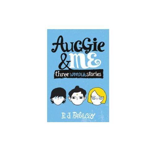 Auggie & Me: Three Wonder Stories (9780552574778)
