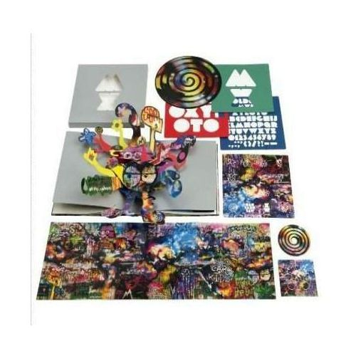 Emi music Coldplay - mylo xyloto (special limited pop-up version, cd+lp) 5099972972625 (5099972972625)