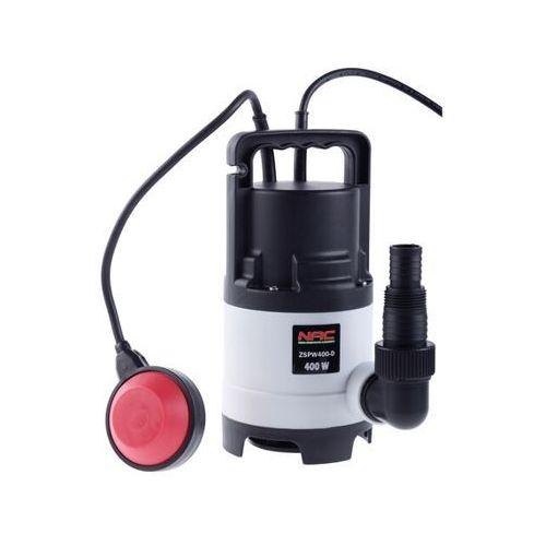 Pompa wodna elektryczna do brudnej wody ZSPW400-D NAC
