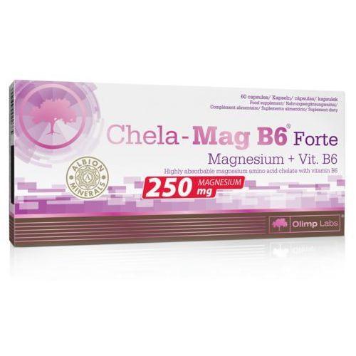 Kapsułki Olimp Chela-Mag B6 Forte - 60 kaps.