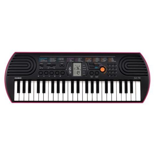 sa-78 keyboard dla dzieci marki Casio