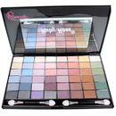 Beauty Eyeshadow Kit+aplikatory HB-348-Paleta cieni do powiek, marki Ruby Rose do zakupu w ekobieca.pl