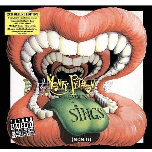 Universal music / virgin Monty python sings (again) (deluxe edition) - monty python (płyta cd) (0602537835300)