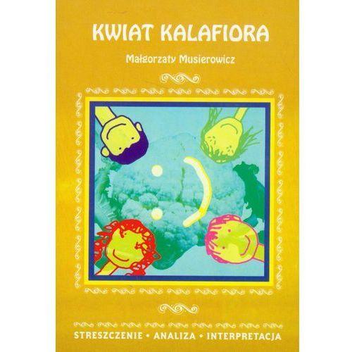 KWIAT KALAFIORA, Literat
