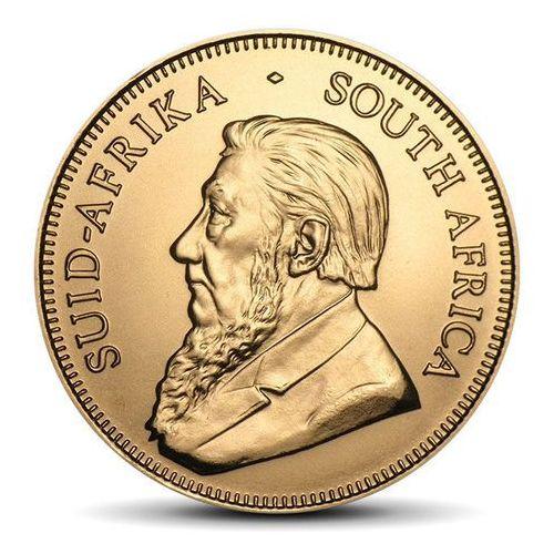 Moneta krugerrand 1/4 uncji złota marki Rand refinery