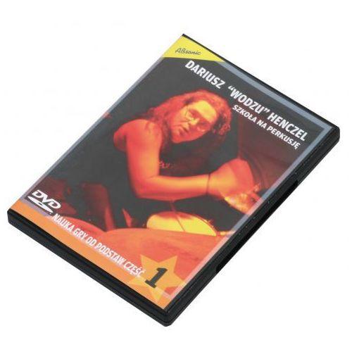 AN Henczel Dariusz ″Szkoła na perkusję DVD1″ (komplet)