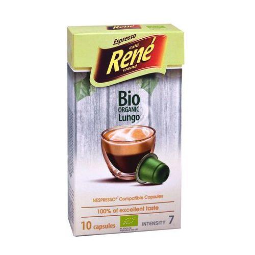 Rene lungo bio organic 10 kapsułek