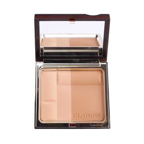 CLARINS Bronzing Duo Face Make-Up mineralny puder brązujący o ml Dla Pań, 405361
