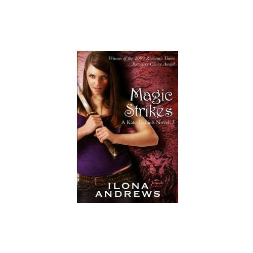 Magic Strikes, Andrews, Ilona