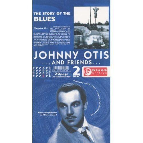 Johnny otis and friends - blues archive (2cd) marki Membran