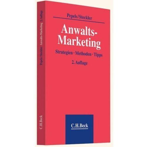 Anwalts-Marketing Pepels, Werner (9783406626456)
