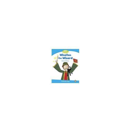 Winston the Wizard. Penguin Kids. Poziom 1 (16 str.)