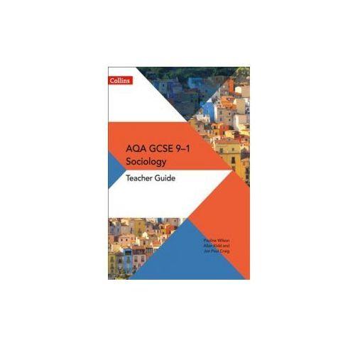 AQA GCSE 9-1 Sociology Teacher Guide (9780008220150)