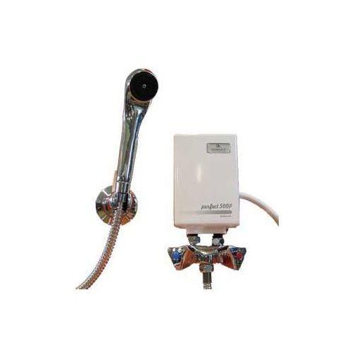 El. przepływowy prysznicowy ogrzewacz wody Perfect 500P - oferta (65b02a7a47a143f8)