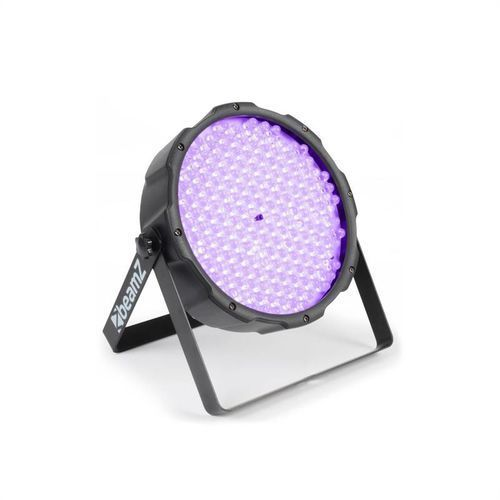 flatpar 186 x 10mm projektor par uv led dmx marki Beamz
