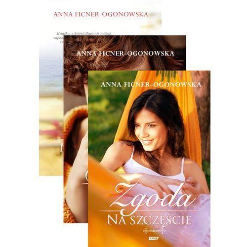 Alibi na szczęście - Anna Ficner-Ogonowska DARMOWA DOSTAWA KIOSK RUCHU, Anna Ficner-Ogonowska
