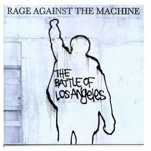 The battle of los angeles - rage against the machine (płyta cd) marki Sony music