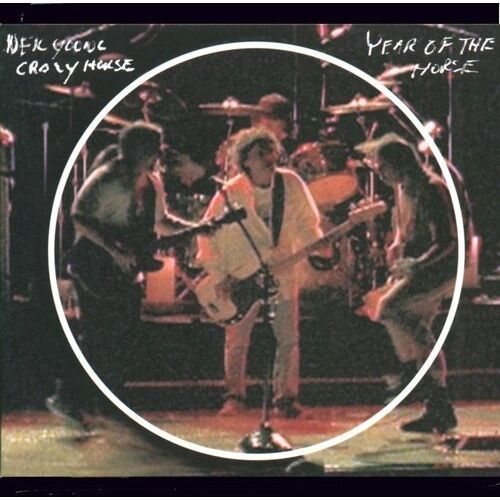 YEAR OF THE HORSE (LIVE) - Neil Young (Płyta CD), 9362466522