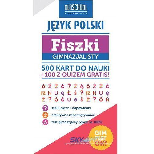 Język polski Fiszki gimnazjalisty. Gimtest OK!, Pokora Paweł