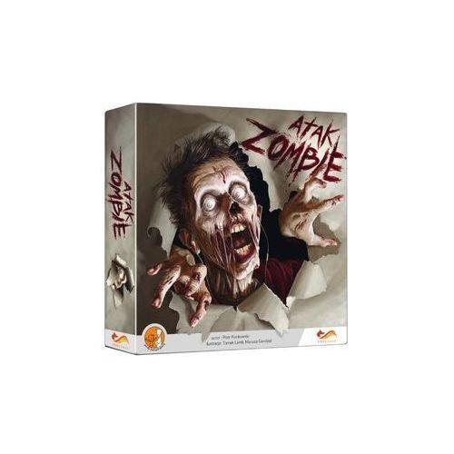 Foxgames . atak zombie - gra planszowa (5907078169736)