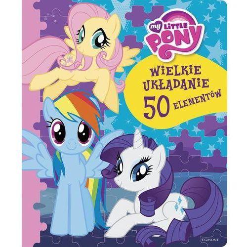 My Little Pony Wielkie układanie - Jeśli zamówisz do 14:00, wyślemy tego samego dnia. Darmowa dostawa, już od 300 zł.