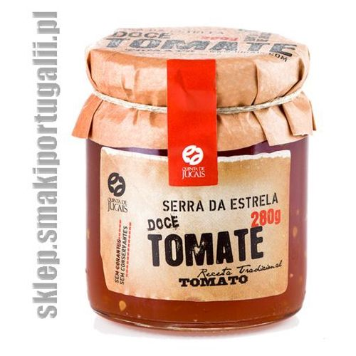 Portugalska konfitura z pomidorów 280g marki Quinta de jugais