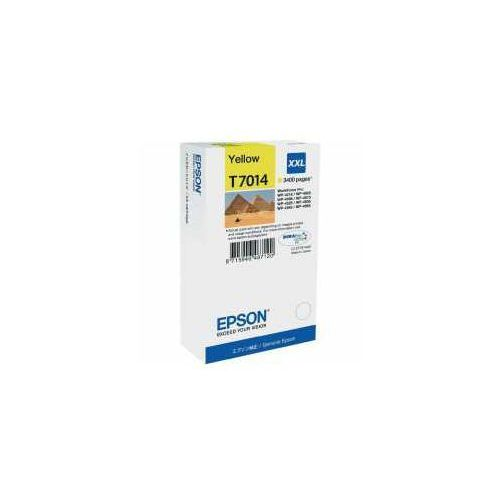 ink cartridge yellow xxl 3400 pages for wp-4015dn wp-4095dn wp-4515dn wp-4525dnf wp-4595dnf marki Epson