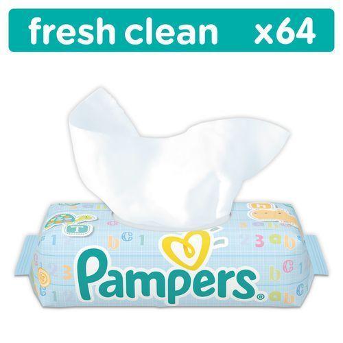 Chusteczki pampers baby fresh 64 szt - 4015400439110 marki Braun