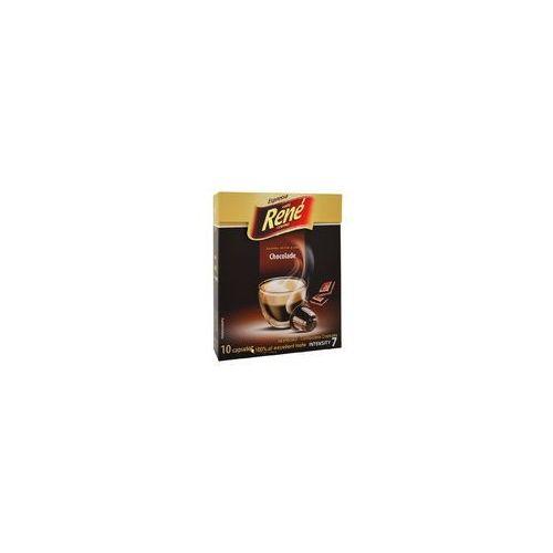 Rene Espresso Chocolade Nespresso 10 kapsułek, 1533