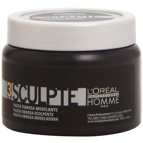 homme styling modelujący krem do włosów medium (sculpte force 3) 150 ml marki L'oréal professionnel