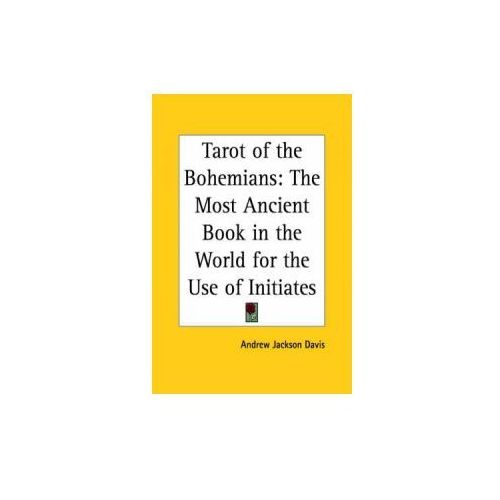 Tarot of the Bohemians (9780766103672)