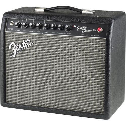 Fender super champ x2 combo lampowy wzmacniacz gitarowy 15w