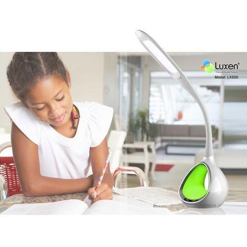Lampka na biurko Luxen LX500 dla dziecka lampa - oferta [05744778a735c6fb]