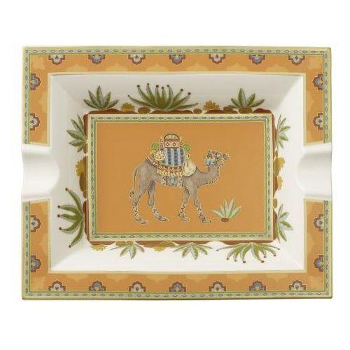 Villeroy & Boch - Samarkand Mandarin Popielniczka wymiary: 17 x 21 cm