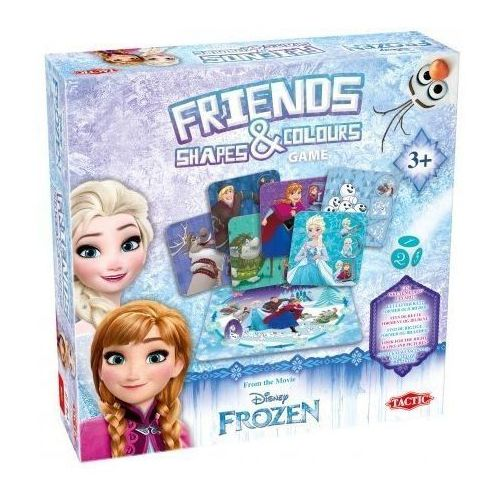 Tactic Frozen gra friends