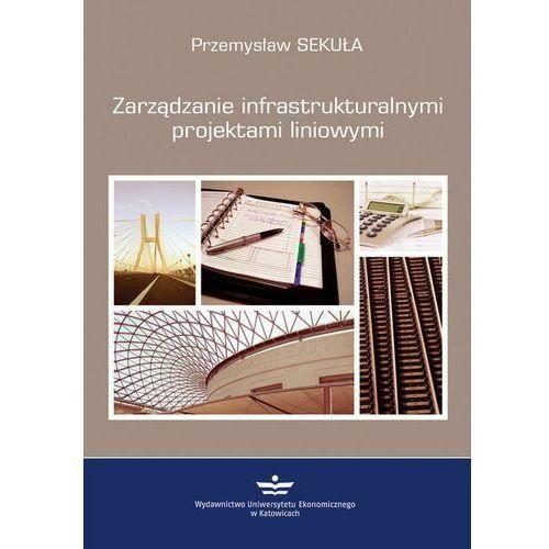 Zarządzanie infrastrukturalnymi projektami liniowymi - Przemysław Sekuła - ebook