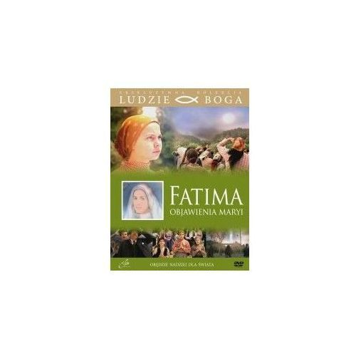 Praca zbiorowa Fatima - objawienia maryi + film dvd