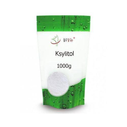 Słodzik VIVIO Ksylitol Brzozowy Fiński 1000g Najlepszy produkt