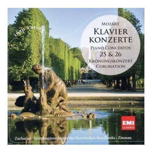 Warner music group Wolfgang amadeus mozart - klavierkonzerte nr 25 & 26 (5099909464322)