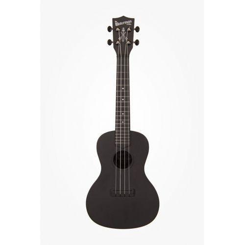 Kala ka-cwb-bk waterman, ukulele koncertowe z pokrowcem, czarny