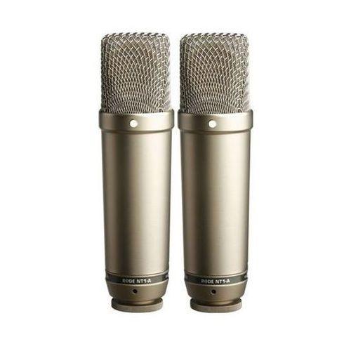 """nt1-a pair - para mikrofonów pojemnościowych -5% na pierwsze zakupy z kodem """"start""""! marki Rode"""