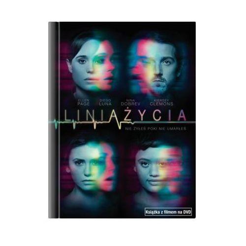 Linia życia (dvd) + książka marki Imperial cinepix