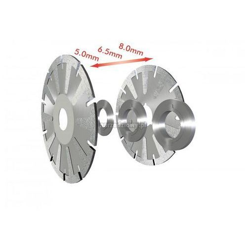 MARCRIST Zestaw frezów tarczowych 115 mm VR750 (MC2390) TRANSPORT GRATIS ! - produkt z kategorii- frezy