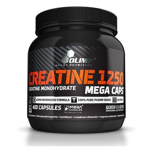 Olimp - creatine mega caps - 400 kap. (5901330023194)