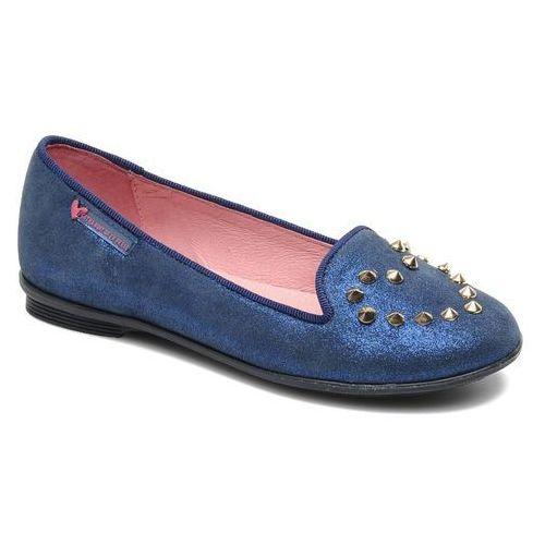 promocje - 10% Baleriny Agatha Ruiz de la Prada Laurine Dziecięce Niebieskie ze sklepu Sarenza