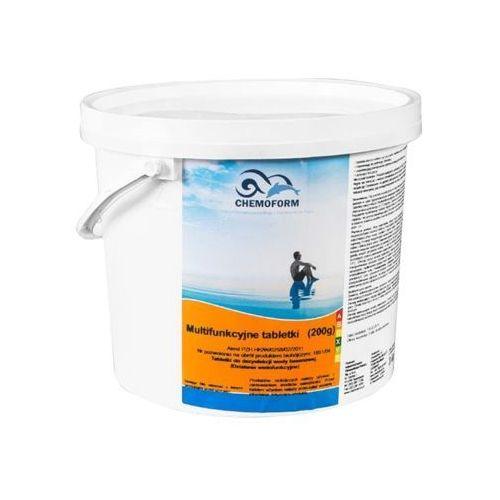 Ch multi 3 kg 3 kg tabletki multifunkcyjne marki Chemia basenowa