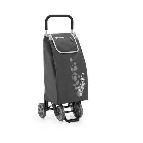 Altom Wózek na zakupy 30kg/56l. twin szary 4 kółka