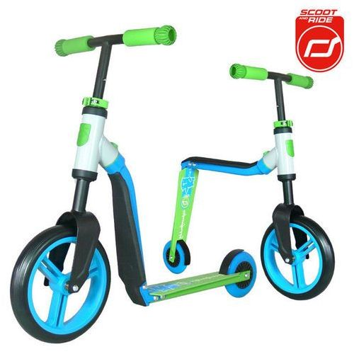 - Highwaybuddy 2w1  i rowerek 3+ Blue, marki Scootandride do zakupu w SCANDINAVIAN BABY