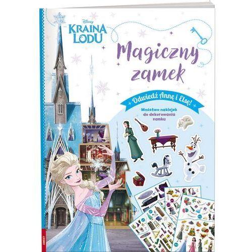 Kraina lodu. Magiczny zamek (16 str.)